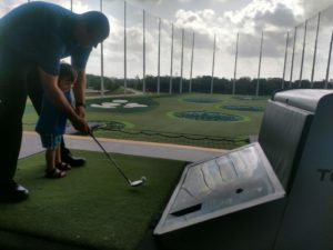 Topgolf Webster:: Special for Dads, Perfect for the Whole Family | Houston Moms Blog