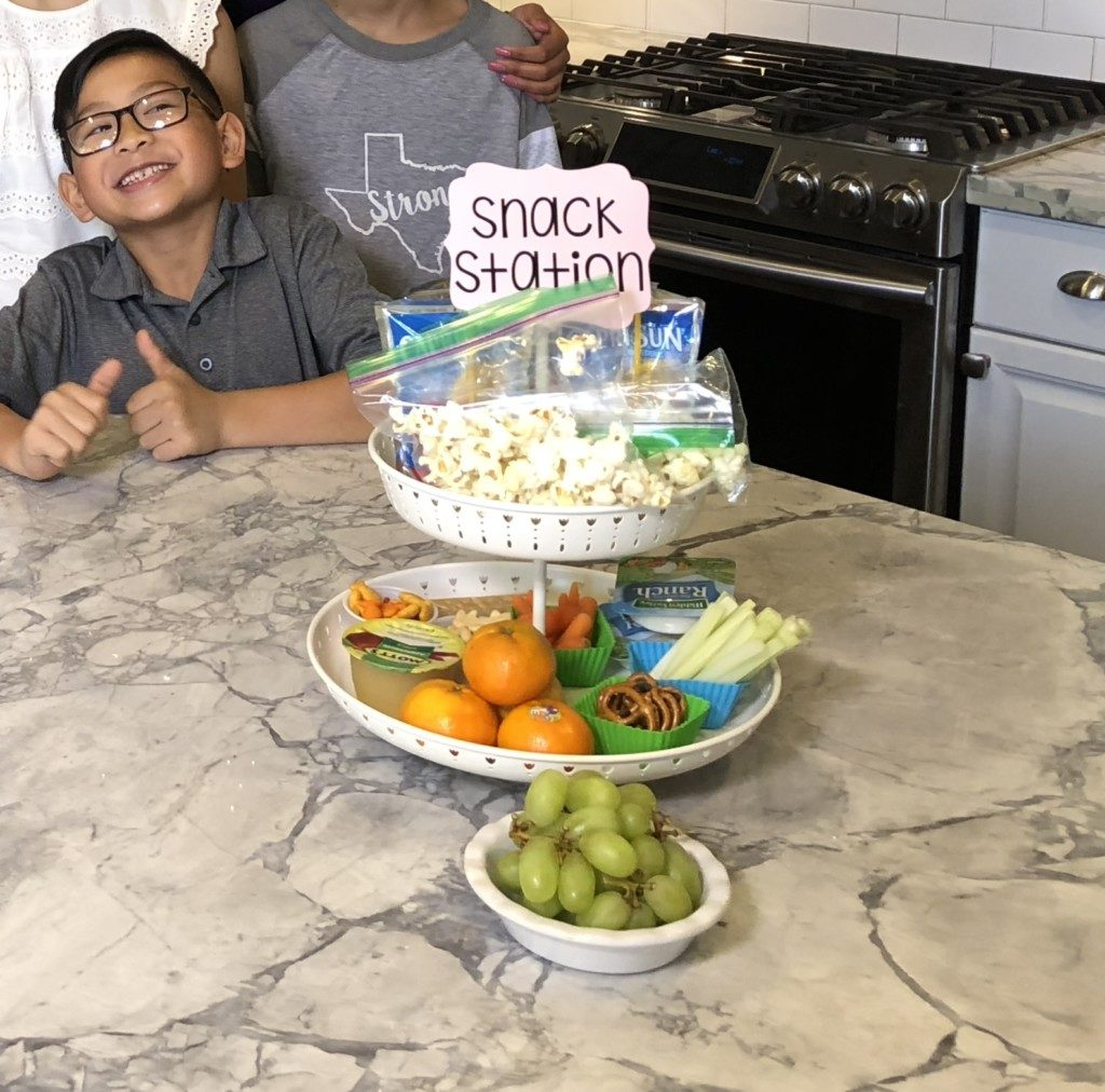 Summer Snack Attack:: Fun Ideas to Create with your Kids | Houston Moms Blog