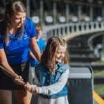 Hop Around Houston with TopGolf – Webster {Summer 2018 Play Date Series}