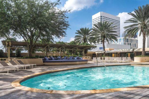 The Four Seasons Houston - Swimming Pool; Summer Splash Package