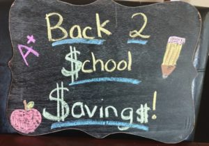 Score and A+ on Back to School Deals | Houston Moms Blog