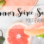Summer Soiree Success {A Recap of our Night of Shopping with Kendra Scott & Friends}