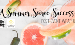 Summer Soiree Wrap Up Graphic