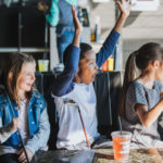 Hop Around Houston with Topgolf – Spring {Summer 2018 Play Date Series}