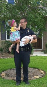 A Peek into My Life as the Wife of a Law Enforcement Officer | Houston Moms Blog