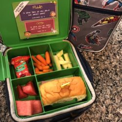 Back to School Lunches :: Making Healthy Choices | Houston Moms Blog