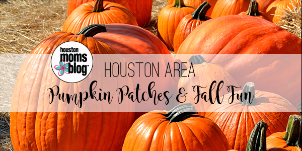 A Houston Moms Guide to 2018 Pumpkin Patches and Fall Festivals | Houston Moms Blog