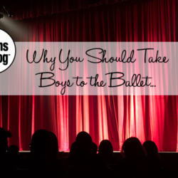 Why You Should Take Boys to the Ballet | Houston Moms Blog