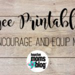 FREE Printables to Encourage and Equip Moms