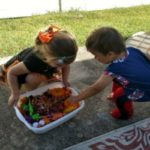 Learning Activities to Do With Your Littles While the Big Kids are at School