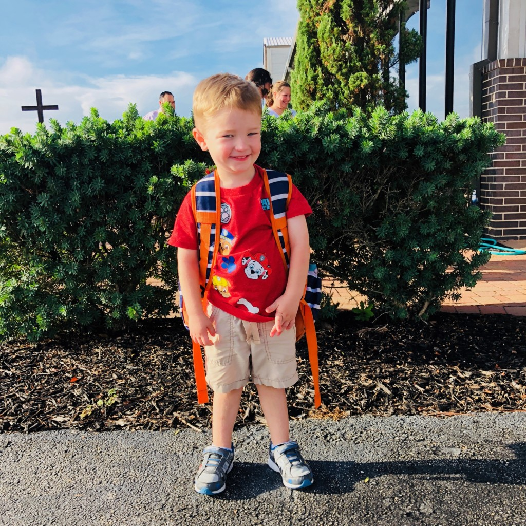 I Send My Child to Preschool Every Day...And I Still Let Him Be Little | Houston Moms Blog