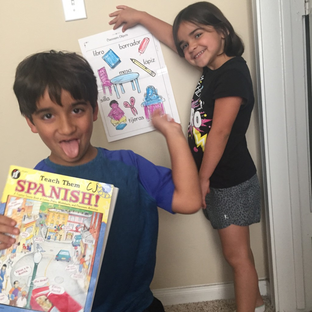 I'm Sorry, My Kids Don't Speak Spanish | Houston Moms Blog