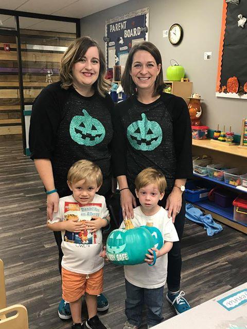 Keeping It Teal This Halloween   Houston Moms Blog