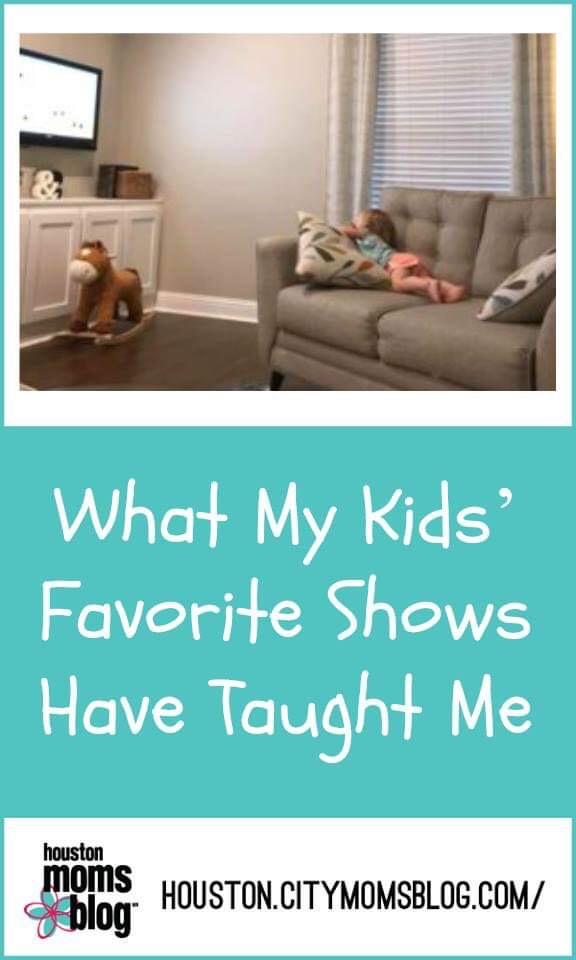 "Houston Moms Blog ""What My Kids' Favorite Shows Have Taught Me"" #momsaroundhouston #houstonmomsblog #kidsshows #pawpatrol"
