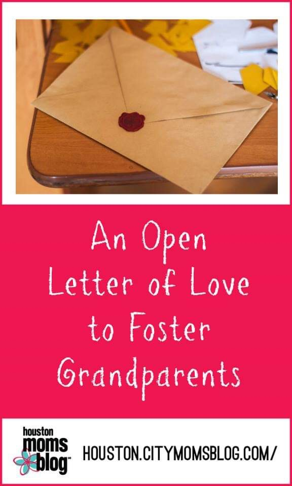 Houston Moms Blog, An Open Letter of Love to Foster Grandparents #houstonmomsblog #houston #blogger #houstonblogger #foster #fostergrandparents