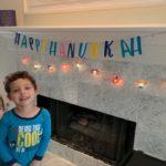 Hanukkah, with a little Christmas Sprinkled on Top