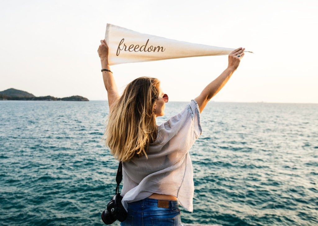 A Declaration To Fear:: I'm Leaving You Behind | Houston Moms Blog