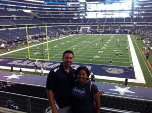 How to Use Your Husband's Love of Football to Strengthen Your Marriage | Houston Moms Blog