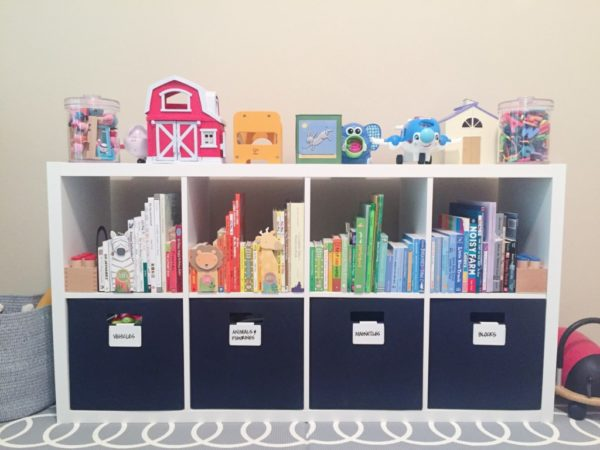 Pro Tips :: How to Organize the Playroom | Houston Moms Blog