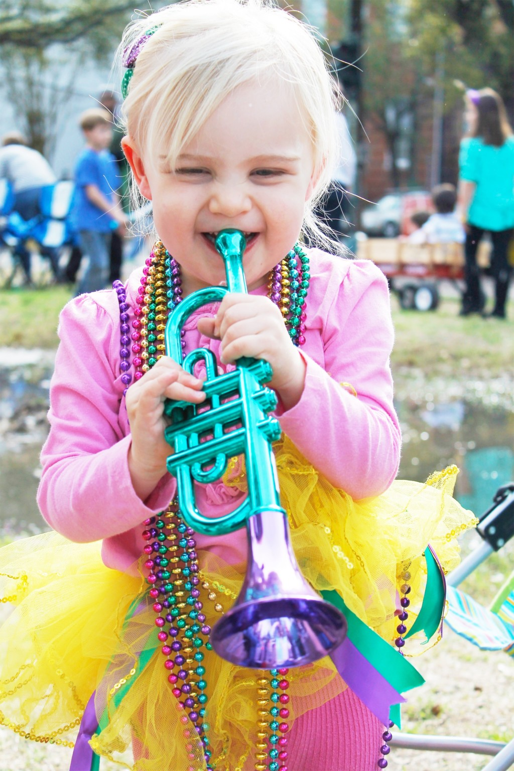 Houston's Family Friendly Mardi Gras Events & Activities to Do at Home | Houston Moms Blog