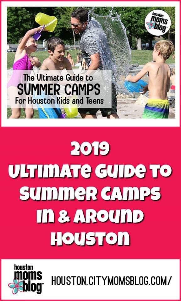 "Houston Moms Blog ""2019 Ultimate Guide to Summer Camps In & Around Houston"" #houstonmomsblog #momsaroundhouston #houstonsummercamps #houstonsummer"