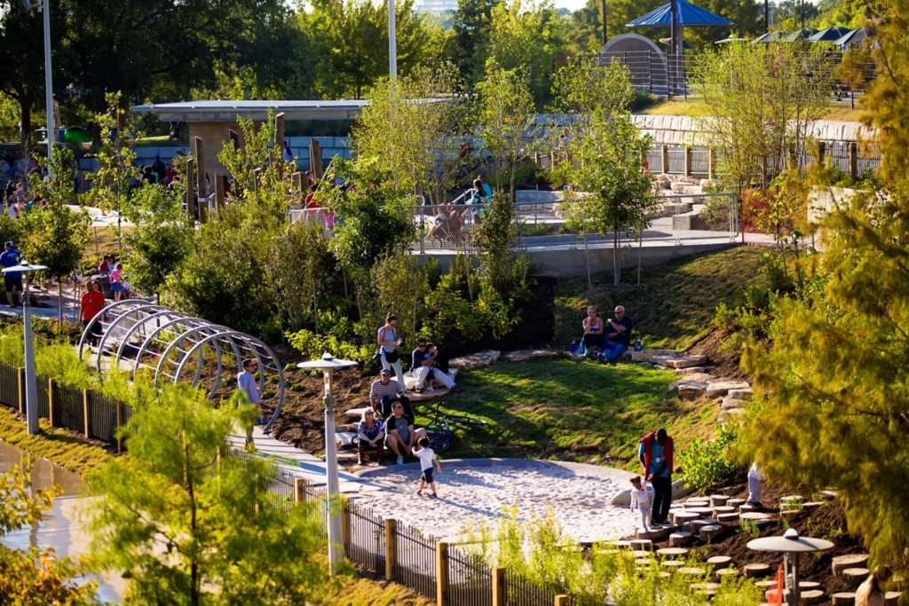 Buffalo Bayou Park (2)