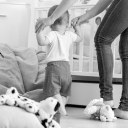 I Wasn't There for My Son's First Steps and it Made Me a Better Mom | Houston Moms Blog