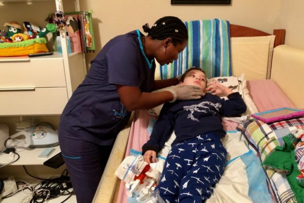 The Night Shift:: Why There is a Nurse in Our Home While we Sleep | Houston Moms Blog