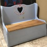 The Sock Bench :: A Measure of My Mommy Mental Health