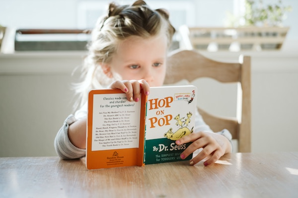 Turning Pages :: Read Across America Day   Houston Moms Blog