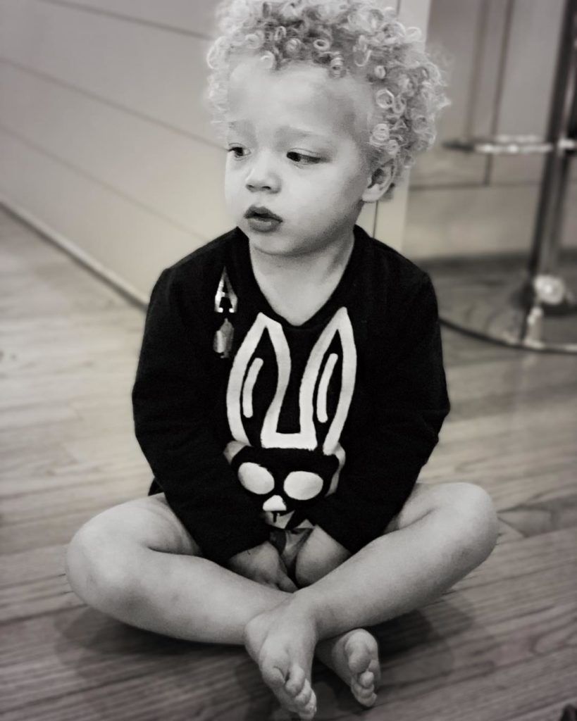 """Sit Down, Mommy!"" and Other Sage Advice from a Two Year Old 