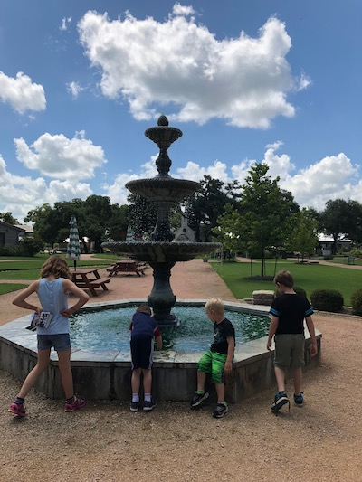Tips for Taking Kids To Antique Week in Roundtop, Texas   Houston Moms Blog