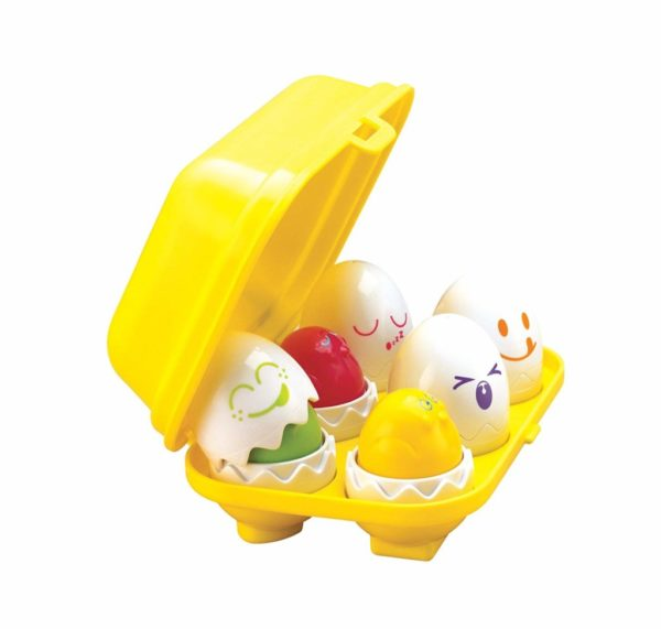 Tomy Toomies Hide and Squeak Eggs Amazon