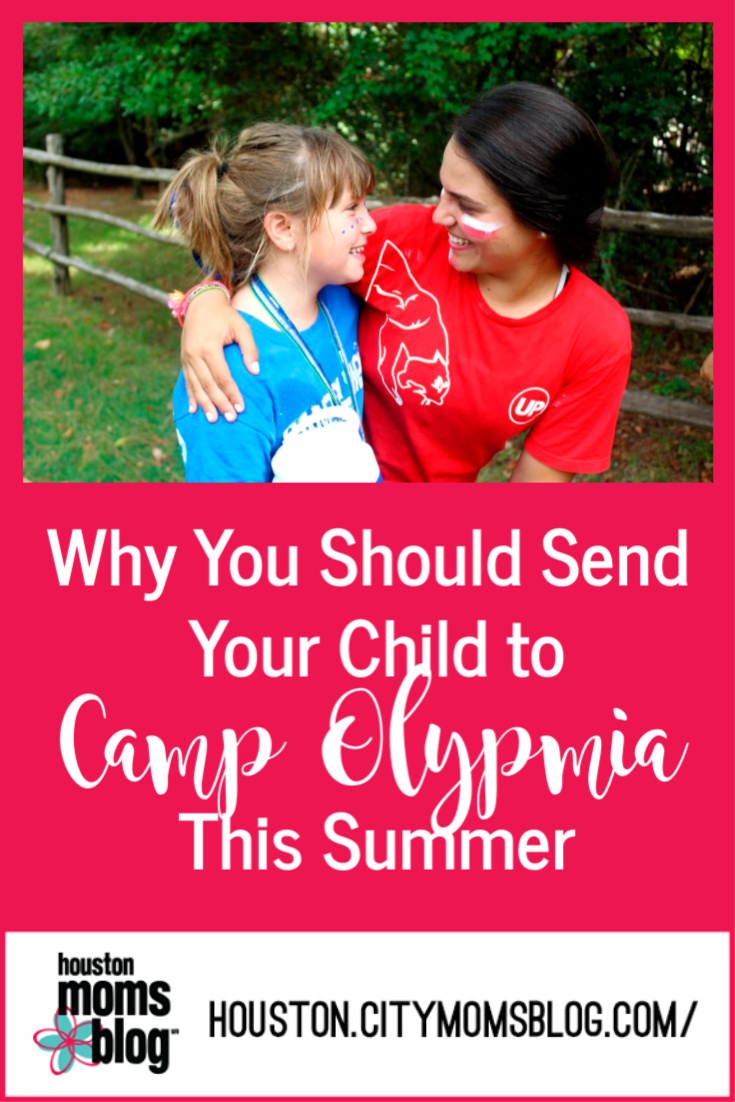 """Houston Moms Blog """"Why You Should Send Your Child to Camp Olympia This Summer"""""""" #momsaroundhouston #houstonmomsblog"""