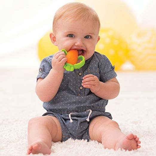 carrot teether