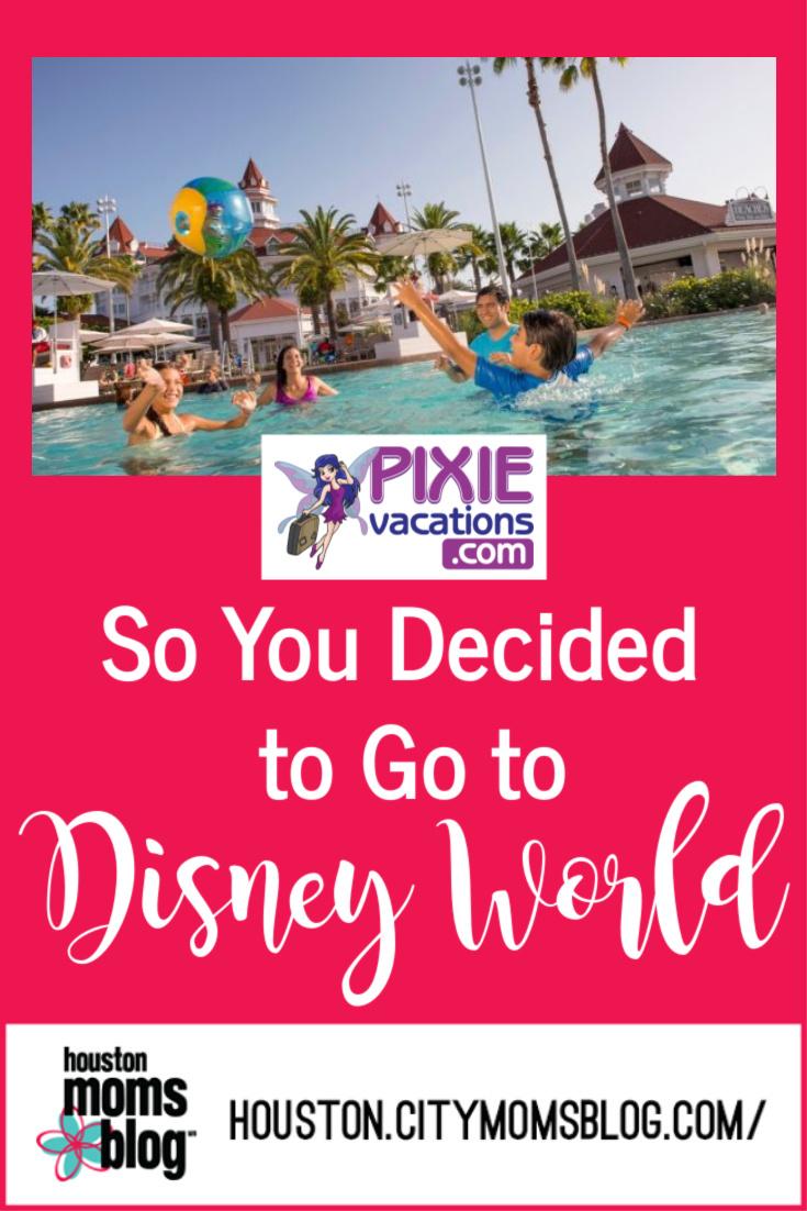 """Houston Moms Blog """"So You Decided to Go to Disney World"""" #momsaroundhouston #houstonmomsblog"""
