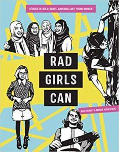 13 Books to Inspire Your Girls on International Women's Day | Houston Moms Blog
