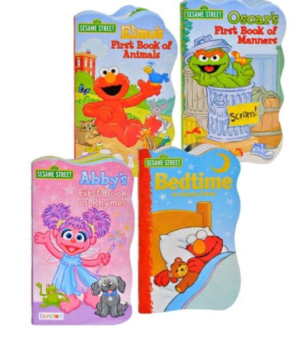 sesame street board books dollar tree