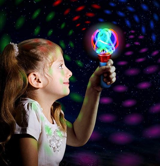 spinning light wand amazon