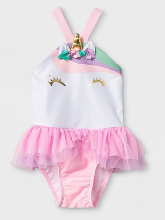 unicorn bathing suit target