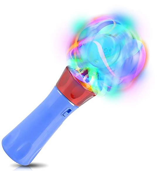 wand spinning light amazon