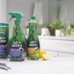 Natural Cleaners and Nighttime Routines:: Quick Tips for a Clean Kitchen with Art of Green