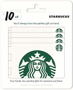 1. Giftcards 1