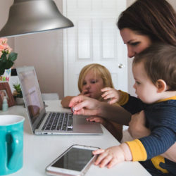 What Terrifies Me About Working From Home | Houston Moms Blog