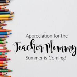 Appreciation for the Teacher Mommy:: Summer is Coming | Houston Moms Blog