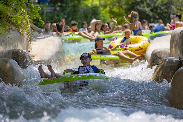 Day trips and New Braunfels Tubing