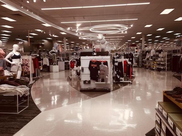 Target Remodel clothing