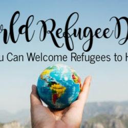World Refugee Day | Houston Moms Blog