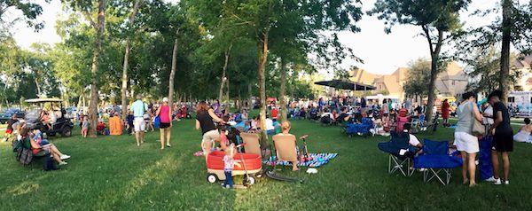 Sienna Summer Concert Series | Houston Moms Blog