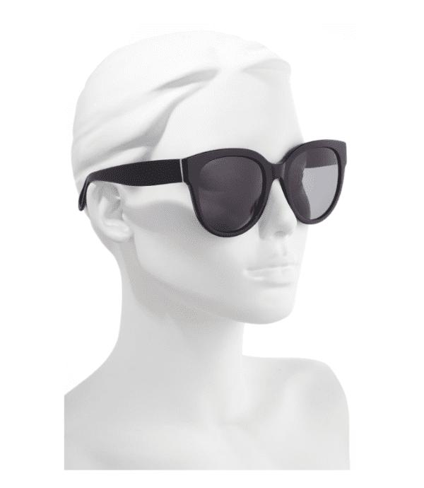 BP. oversized round sunglasses